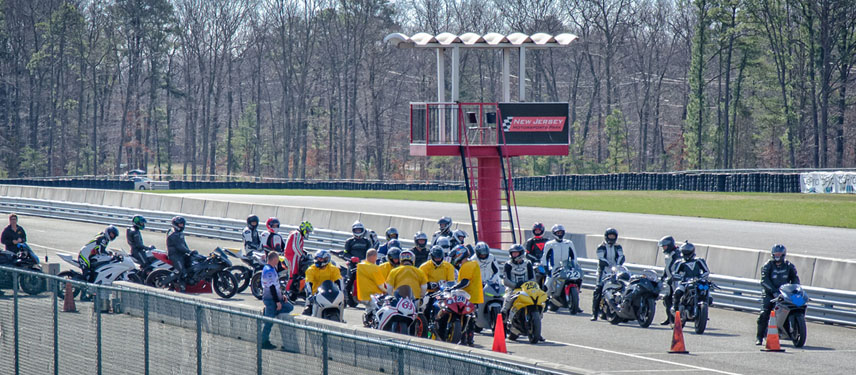 CSBA Day @ The Races at New Jersey Motorsports Park